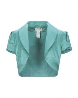 Пиджак CARLO PIGNATELLI. Цвет: светло-зеленый