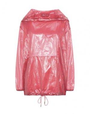Блузка DIRK BIKKEMBERGS. Цвет: коралловый