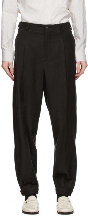 Black Classic Trousers Giorgio Armani. Цвет: u6yy