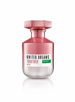Туалетная вода United Dreams Together 50 мл Benetton. Цвет: розовый