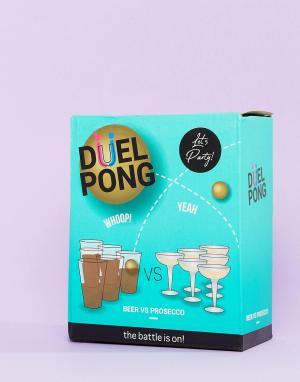 Игра Dual pong beer vs prosecco Fizz-Мульти Fizz Creations