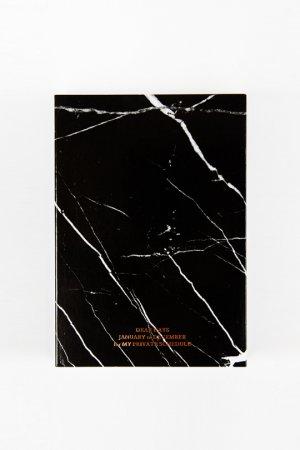 Ежедневник Dear Maison. Цвет: черный