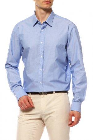 Рубашка Joop. Цвет: голубой