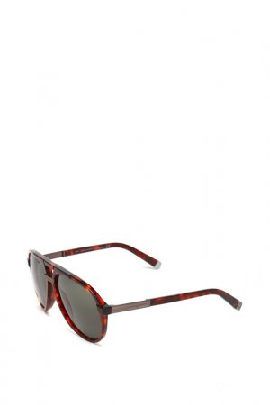 Очки солнцезащитные с линзами DSQUARED. Цвет: 54n черепаховый