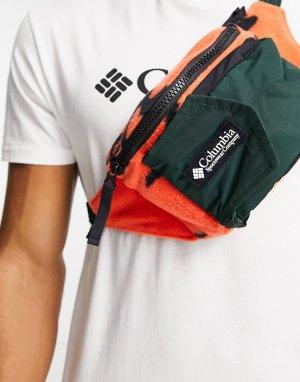 Красная сумка-кошелек на пояс Popo Pack-Красный Columbia