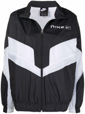 Ветровка NSW Nike. Цвет: черный