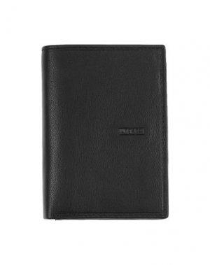 Бумажник UNGARO. Цвет: черный