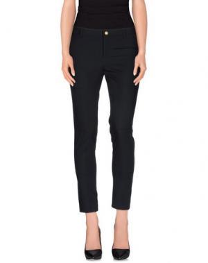 Повседневные брюки DEKKER. Цвет: темно-синий