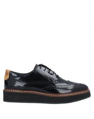Обувь на шнурках ALVIERO MARTINI 1a CLASSE. Цвет: черный