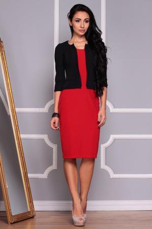 Платье MAURINI. Цвет: черный