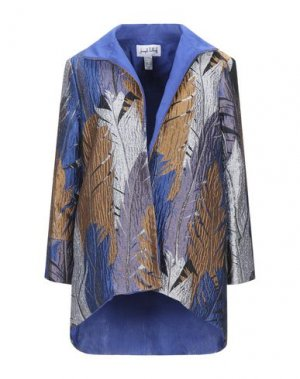 Легкое пальто JOSEPH RIBKOFF. Цвет: синий