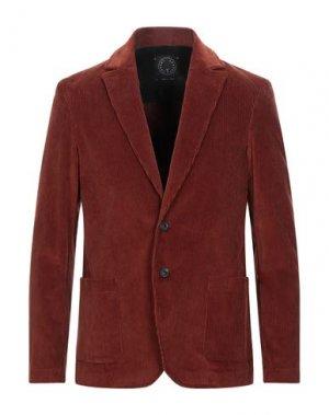 Пиджак T-JACKET by TONELLO. Цвет: коричневый
