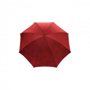 Зонт-трость Pasotti Ombrelli. Цвет: красный