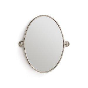 Зеркало LaRedoute. Цвет: серый