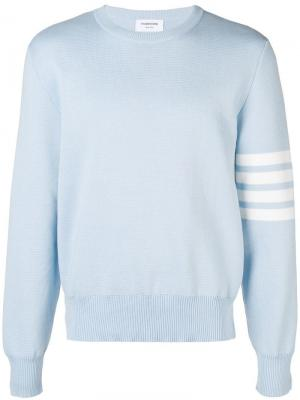 Пуловер с полосками Thom Browne