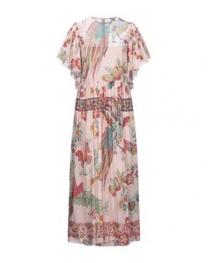 Длинное платье REDValentino. Цвет: розовый