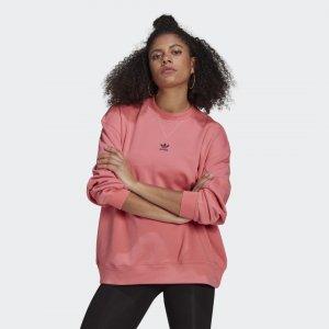 Свитшот Adicolor Essentials Originals adidas. Цвет: none