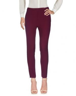 Повседневные брюки ANNARITA N. Цвет: фиолетовый