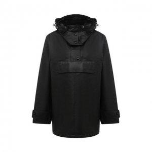 Кожаная куртка By Malene Birger. Цвет: чёрный