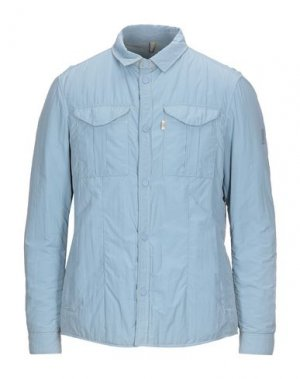 Куртка GEOSPIRIT. Цвет: небесно-голубой