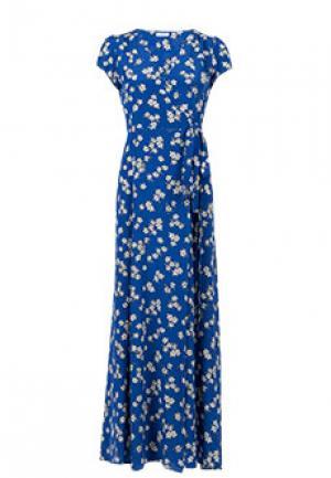 Платье P.A.R.O.S.H.. Цвет: синий