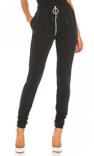 Свободные брюки alaina Frankie B. Цвет: черный