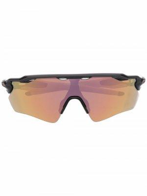 Radar EV path rectangle sunglasses Oakley. Цвет: белый