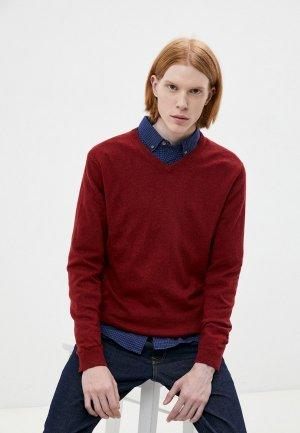 Пуловер Ostin O'stin. Цвет: красный