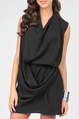 Платье Carla Giannini. Цвет: черный