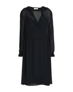 Платье до колена DAY BIRGER ET MIKKELSEN. Цвет: черный