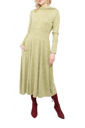 Платье Kata Binska. Цвет: липа
