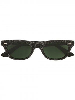 Солнцезащитные очки Method Pleasures. Цвет: черный