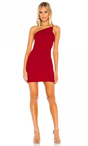 Мини платье cocktail BCBGeneration. Цвет: красный