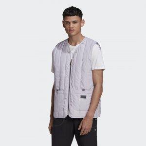 Жилет R.Y.V. Fashion Originals adidas. Цвет: серый