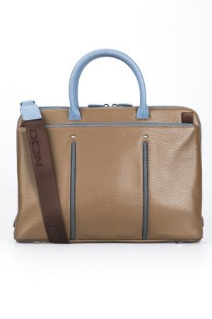 Briefcase bag Giorgio Fedon. Цвет: brown