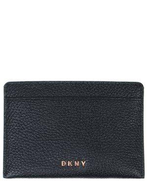 Визитница кожаная DKNY