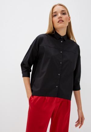 Рубашка Bikkembergs. Цвет: черный