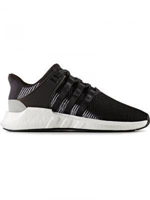 Кроссовки Originals EQT Support ADV adidas. Цвет: черный