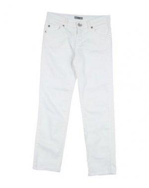 Джинсовые брюки GRANT GARÇON. Цвет: белый