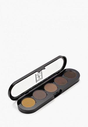 Подводка для глаз Make-up Atelier Paris. Цвет: коричневый
