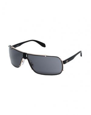 Солнечные очки ADIDAS ORIGINALS. Цвет: черный