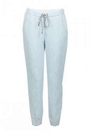 Спортивные брюки ALTER EGO. Цвет: голубой