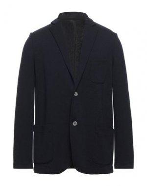 Пиджак GRAN SASSO. Цвет: темно-синий