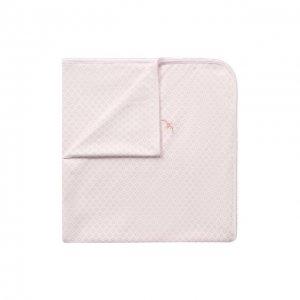 Хлопковая пеленка Magnolia Baby. Цвет: розовый