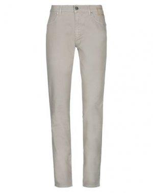 Джинсовые брюки CAMOUFLAGE AR AND J.. Цвет: бежевый
