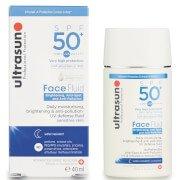 Флюид для лица с высокой степенью защиты от солнца и загрязнений SPF 50+ Anti-Pollution Face Fluid 40 мл Ultrasun