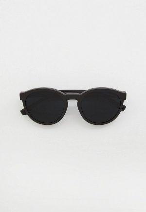 Комплект Emporio Armani EA4152 58011W, оправа и солнцезащитные линзы 2 шт.. Цвет: черный