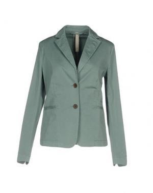 Пиджак NOVEMB3R. Цвет: цвет морской волны