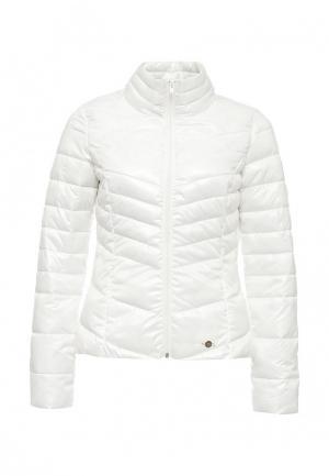 Куртка Bebe. Цвет: белый