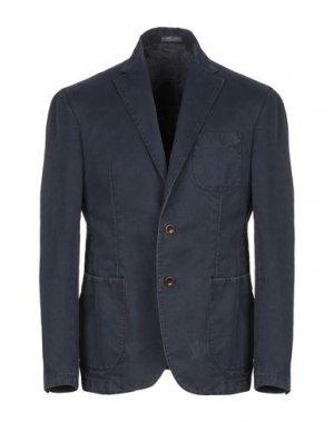 Пиджак ROMEO GIGLI SPORTIF. Цвет: темно-синий